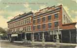Hotel Pittenger and Pittenger Building