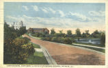 Campus scene, Northern Illinois State Normal School, De Kalb, Ill.