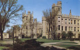 Old Castle, Northern Illinois State College, DeKalb, Illinois