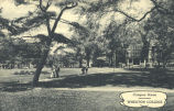 Campus scene, Wheaton College