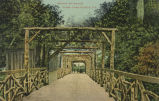 Bridge entrance, Piasa Chautauqua, Ill.