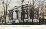 Carnegie Library, North-Western College, Naperville, Ill.