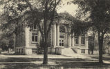 Carnegie Library, North Western College, Naperville, Ill.