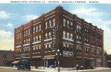 Benwood Hotel, Effingham, Ill., 100 rooms, absolutely fireproof, 50 baths