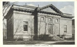 Carnegie Library, Sterling, Ill.