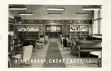 310 Library, Great Lakes, Ill.