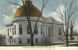 Carnegie Library building, Greenville, Ill.