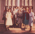 1980-81 Graduating Class Group Photo