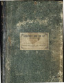 Assessor's Book for the Town of Monee, Will County, Ill., for the Year 1871