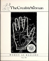 The Creative Woman Volume 08 Number 01