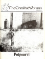 The Creative Woman Volume 02 Number 02