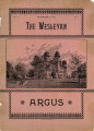1894-09-17 The Wesleyan Argus (with replacement pages found in Constance Ferguson's scrapbook)