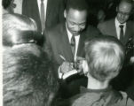 Martin Luther King, Jr. visit