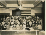 Kappa Kappa Gamma Initiation January 29, 1944