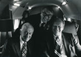 Congressman Leslie C. Arends and President Gerald Ford