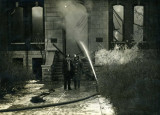 1943 film taken after Hedding Hall fire