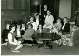 School of Nursing Faculty and Students