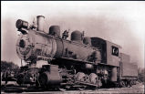 Galesburg & Great Eastern locomotive #2