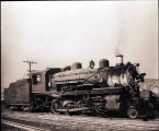Galesburg & Great Eastern locomotive #3
