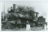 Galesburg & Great Eastern 5 Locomotive