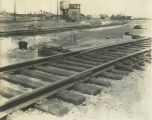 Switch layout, Galesburg railyard