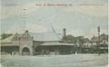 Santa Fe Station, Galesburg, Illinois 1909
