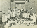 Allen Chapel A.M.E. Church children