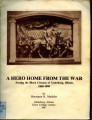 A Hero home from the war: among the black citizens of Galesburg, Illinois, 1860-1880