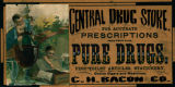 Advertisement - Central Drug Store