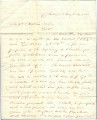 Letter from Hugh T. Dickey, lawyer for the I&M Canal, to Hopkins & Allen, New York,...