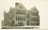High School Building, Lockport, Ill.