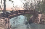 Wildcat Canyon Bridge, Camp 2601, Starved Rock State Park