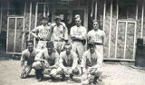 CCC workers' baseball team, Camp 2601, Starved Rock State Park