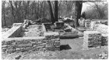 CCC Restoring Runyon Cemetary in Lockport (Ill.)