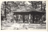 CCC picnic structure, no seating