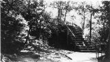 CCC Constructed Staircase at Starved Rock State Park