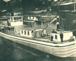 """City of Pekin"" I & M Canal Packet Boat"