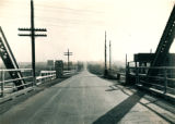 9th Street Bridge, over Sanitary and Ship Canal, Looking East