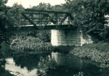 R.R. Bridge on I&M Canal, Possibly South of Division St. and 16th St.