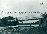Bridge and Dam at Channahon