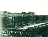 Constructing at Lock on the Hennepin Canal