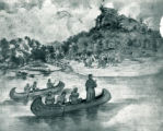 Discovery of the Illinois Father Marquette Passage, Perrino Ledge
