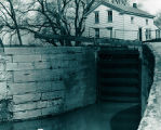 Lock 6, South Gate, and Lockkeeper's House at Channahon