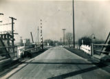 9th Street Bridge, Over Sanitary and Ship Canal; Looking West