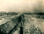 Construction of Illinois Waterway