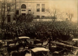 McKinley and Theodore Roosevelt election rally