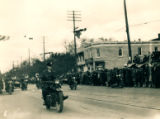 Centennial Parade, Eight Motorcycle Police