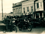 Centennial Parade, Three Motorcycle Police