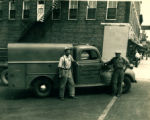 Lockport Water Works Truck and Drivers