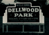Dellwood Park Welcome Sign